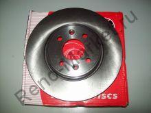 Диск тормозной передний (Megane) Fenox TB217746 аналог 7700426389, 7701205086, 7701205230, 7701205842, 7701206118, 7701207829