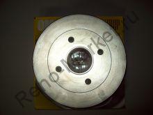 Барабан тормозной (Logan) OMC 100529 аналог 7700839322, 7700428821