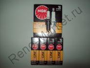 Свечи зажигания NGK BKR6E (комплект) аналог 7700500155