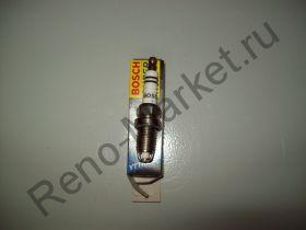 Свеча зажигания BOSCH (FR7LDC+) 0 242 235 668 аналог 7700500168