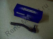 Наконечник рулевой тяги левый (MeganeII) Stellox 51-03409SX аналог 7701474795